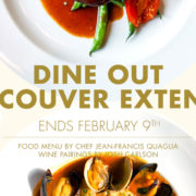 Dine Out Vancouver Extended